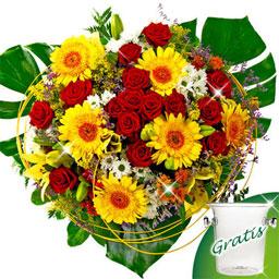 Beispiel Blumenstrauß FloraPrima