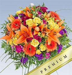 Lidl Blumen Blumenstrauß Emotion